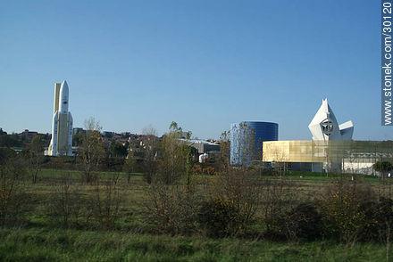 Cité de l'Espace  - Photos of Toulouse - Region of Midi-Pyrénées - FRANCE. Image #30120