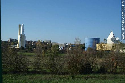 Cité de l'Espace  - Photos of Toulouse - Region of Midi-Pyrénées - FRANCE. Image #30119