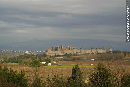 Fortress of Carcassonne - Photos of La Cité de Carcassonne - Departament of Aude, FRANCE. Image #30158
