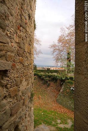 La Cité de Carcassonne - Photos of La Cité de Carcassonne - Region of Languedoc-Rousillon - FRANCE. Image #30231