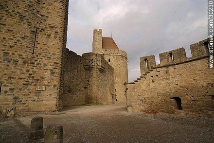 La Cité de Carcassonne - Photos of La Cité de Carcassonne - Region of Languedoc-Rousillon - FRANCE. Image #30230