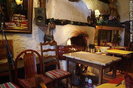 L'Ostal restaurant - Photos of La Cité de Carcassonne - Region of Languedoc-Rousillon - FRANCE. Image #30224