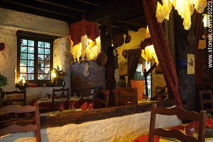 L'Ostal restaurant - Photos of La Cité de Carcassonne - Region of Languedoc-Rousillon - FRANCE. Image #30223