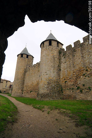 La Cité de Carcassonne - Photos of La Cité de Carcassonne - Departament of Aude, FRANCE. Image #30198