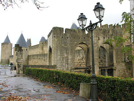 La Cité de Carcassonne - Photos of La Cité de Carcassonne - Departament of Aude, FRANCE. Image #30190