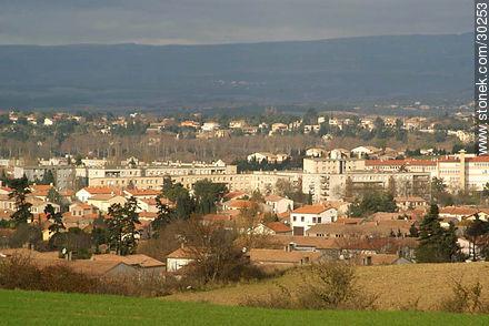 City of Carcassonne - Photos of La Cité de Carcassonne - Region of Languedoc-Rousillon - FRANCE. Image #30253