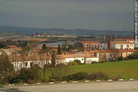 City of Carcassonne - Photos of La Cité de Carcassonne - Region of Languedoc-Rousillon - FRANCE. Image #30247