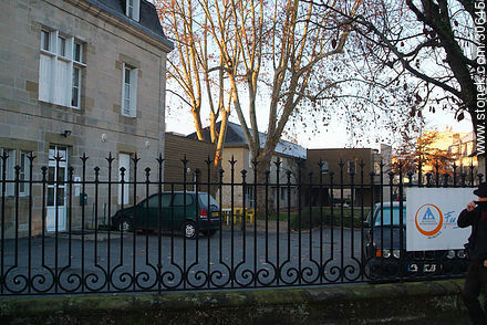 Auberge de jeunesse of Brive-la-Gaillarde - Photos of Brive-la-Gaillarde - Region of Limousin - FRANCE. Image #30645