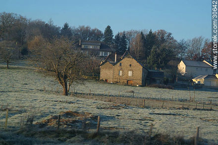 Countryside center France - Photos of Brive-la-Gaillarde - Region of Limousin - FRANCE. Image #30642