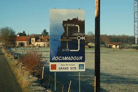 Rocamadour - Photos of Rocamadour - Department of Lot, FRANCE. Image #30747