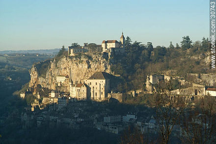 Rocamadour - Photos of Rocamadour - Department of Lot, FRANCE. Image #30743