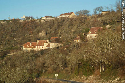 Rocamadour - Photos of Rocamadour - Department of Lot, FRANCE. Image #30742