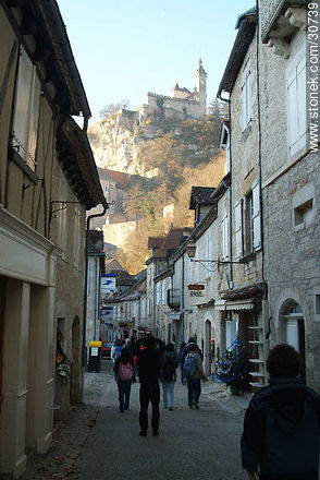 Rocamadour - Photos of Rocamadour - Department of Lot, FRANCE. Image #30739