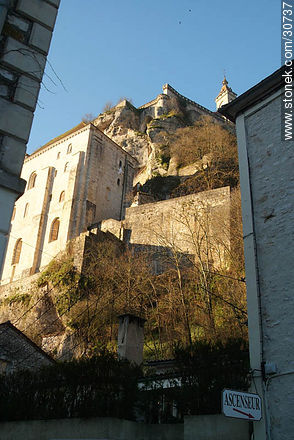 Rocamadour - Photos of Rocamadour - Department of Lot, FRANCE. Image #30737