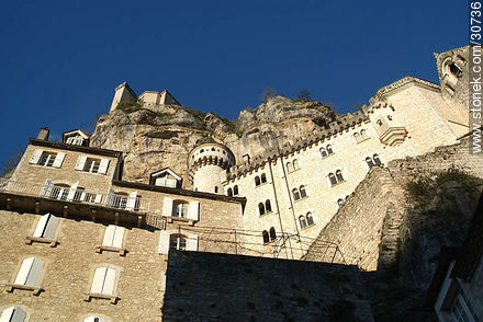 Rocamadour - Photos of Rocamadour - Department of Lot, FRANCE. Image #30736