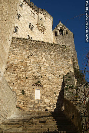 Rocamadour - Photos of Rocamadour - Department of Lot, FRANCE. Image #30734