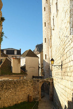Rocamadour - Photos of Rocamadour - Department of Lot, FRANCE. Image #30731