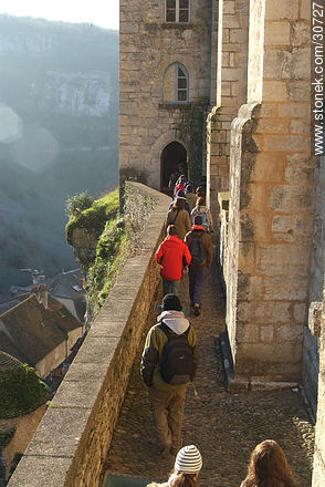Rocamadour - Photos of Rocamadour - Department of Lot, FRANCE. Image #30727