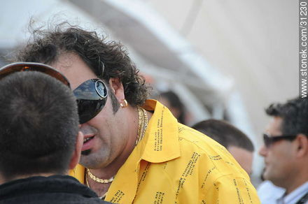 January 6, 2009. Prize J.P. Ramírez. - Photos of Maroñas horse racetrack - Department and city of Montevideo - URUGUAY. Image #31230