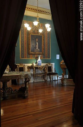Romantic museum - Photos of the Old City - Department and city of Montevideo - URUGUAY. Image #32292