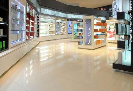 free shop de aeropuerto de carrasco