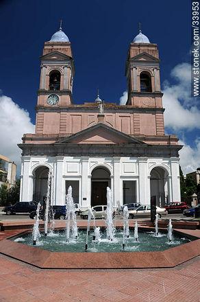 San Fernando de Maldonado Cathedral - Photographs of Maldonado City - Department of Maldonado - URUGUAY. Image #33953