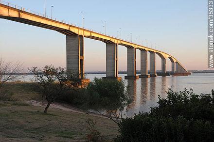 Puente San Martin Uruguay Puente General San Martín