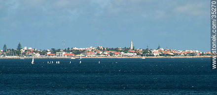 Punta del Este peninsula - Photos of Peninsula de Punta del Este - Punta del Este and its near resorts - URUGUAY. Image #35270