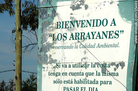 Welcome to Los Arrayanes - Variety of photos of Río Negro department - Rio Negro - URUGUAY. Image #35489