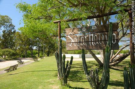 Prado de la Piedra Alta. - Photo of Florida city - Department of Florida - URUGUAY. Image #35618