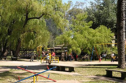 Prado de la Piedra Alta. - Photo of Florida city - Department of Florida - URUGUAY. Image #35592