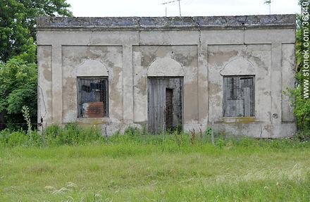 Abandoned house. - Photos of Bella Unión - Artigas - URUGUAY. Image #36349