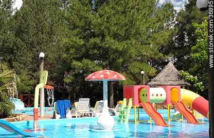 Termas del Dayman resort - Photos of Termas del Dayman - Department of Salto - URUGUAY. Image #36895