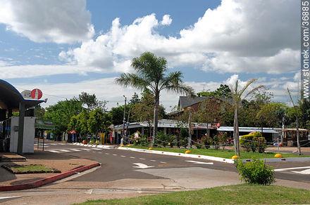 Hotels in Termas del Dayman - Photos of Termas del Dayman - Department of Salto - URUGUAY. Image #36885