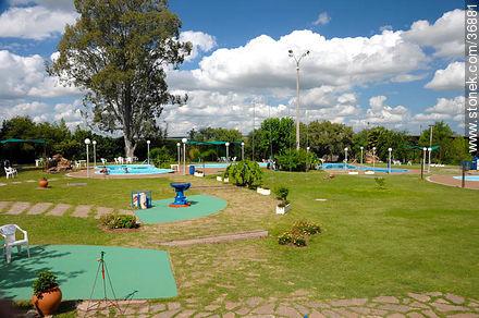 Hotels in Termas del Dayman - Photos of Termas del Dayman - Department of Salto - URUGUAY. Image #36881