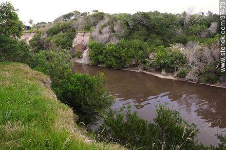 Andreoni canal - Photos of La Coronilla resort - Department of Rocha - URUGUAY. Image #37473