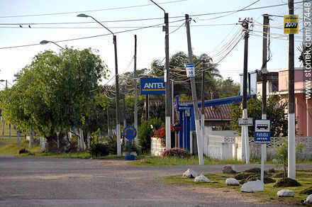 Las Margaritas street - Photos of La Coronilla resort - Department of Rocha - URUGUAY. Image #37448