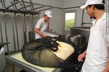 Family cheese factory - Photos of cheese industry - Department of Colonia - URUGUAY. Image #37645