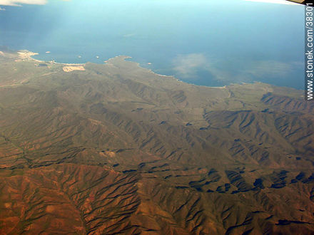 Chile coast aerial view - Variety of photos of Chile - Chile - Others in SOUTH AMERICA. Image #38301