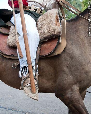 Photos of the recreation of the Pueblo Oriental Exodus, know as La Redota - Tacuarembo - URUGUAY. Image #39422