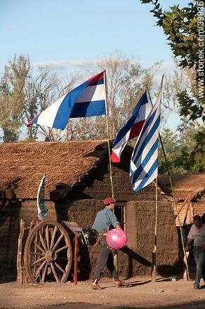Aparcería - Photos of Patria Gaucha festivity - Tacuarembo - URUGUAY. Image #39835