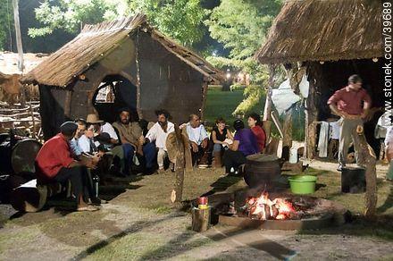 Photos of Patria Gaucha festivity - Tacuarembo - URUGUAY. Image #39689