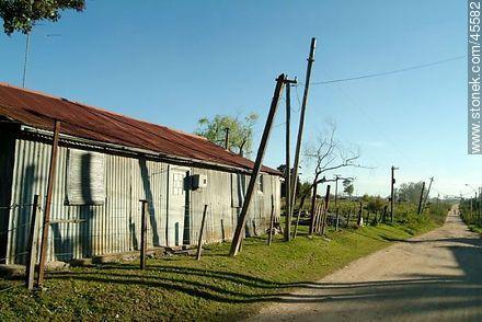 Empalme Olmos. - Photos of Empalme Olmos - Department of Canelones - URUGUAY. Image #45582