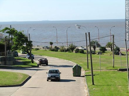 Golfarini St. - Photos of Buceo quarter - Department and city of Montevideo - URUGUAY. Image #46176