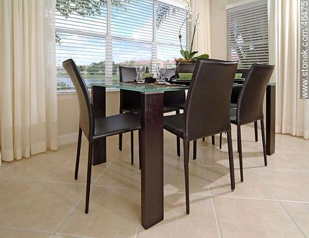 Dining table - Photographic stock - MORE IMAGES. Image #46475