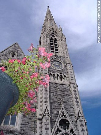 Old Church in Dublin - Photos of Dublin - Capital city, BRITISH ISLANDS. Image #48784