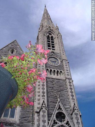 Old Church in Dublin - Photos of Dublin - Ireland - BRITISH ISLANDS. Image #48784