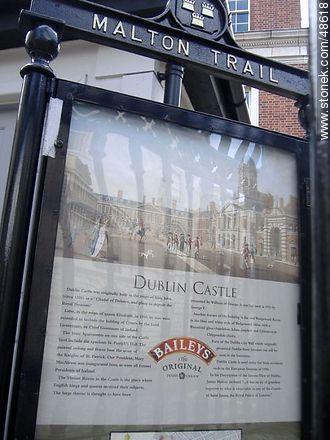 Dublin Castle. - Photos of Dublin - Ireland - BRITISH ISLANDS. Image #48618