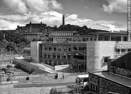 Waverley Court. The City of Edinburgh Council. - Photos of Edinburgh - Scotland - BRITISH ISLANDS. Image #49164