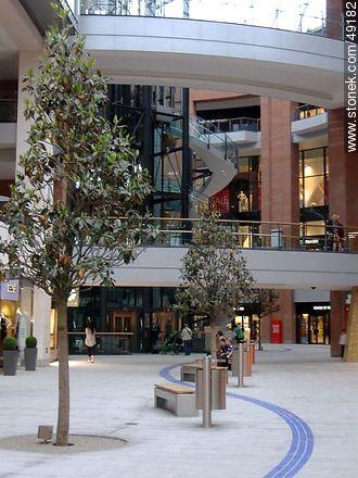 Victoria Square Shopping Centre - Photos of Belfast - North Ireland - BRITISH ISLANDS. Image #49182